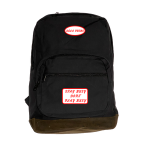 Auto Shop Backpack - Black