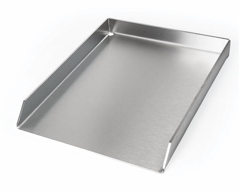 "Napoleon 56016 PRO Stainless Steel Griddle- Fits Any Grill 14"" Deep 308/325/410/495"