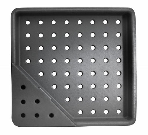 Napoleon 67732 Cast Iron Charcoal & Smoker Tray for All Grills (Except 308 Series)