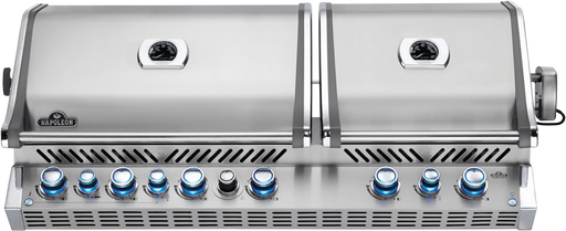 Napoleon Prestige PRO 825 Built-In Grill with Infrared Rear Burner BIPRO825RBI-2