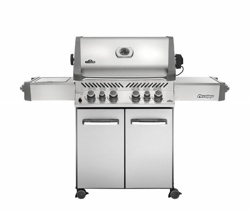 Napoleon Prestige 500 Gas Grill with Infrared Side & Rear Burners P500RSIB-1
