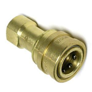 Quick Connect Coupler - 3/8""