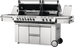 Napoleon Prestige PRO 825 Gas Grill with Power Side Burner, Infrared Rear & Bottom Burners PRO825RSBI-3
