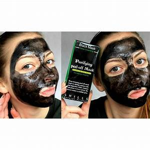 Deep Cleansing Purifying Blackhead Peel-off Mask