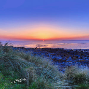 PORTHCAWL REST BAY SUNSET - Sue Salton Photo Art
