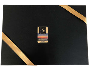 LUXURY GIFT BOX WITH GOLD OR SILVER MIRROR GIFT CARD - Sue Salton Photo Art