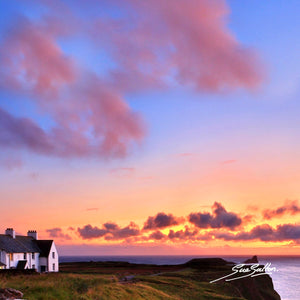 WORMS HEAD SUNSET - Sue Salton Photo Art
