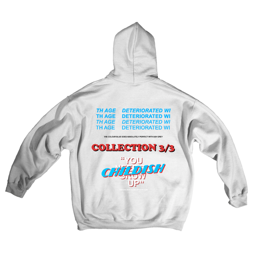 LIMITED EDITION 3/3 CHILDISH HOODIE