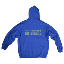 Limited Edition Blue 'Childish' Hoodie