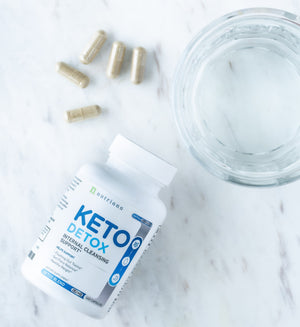 Keto Detox & Cleanse Weight Loss Pills