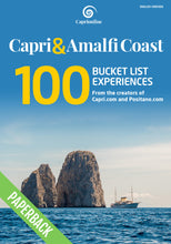 Load image into Gallery viewer, Capri & Amalfi Coast. 100 bucket list experiences (English version) (paperback)