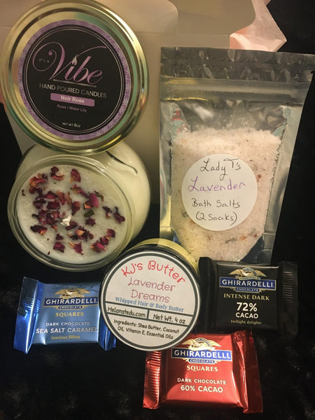 Royal Queen Mother's Day Gift Set - Relaxing