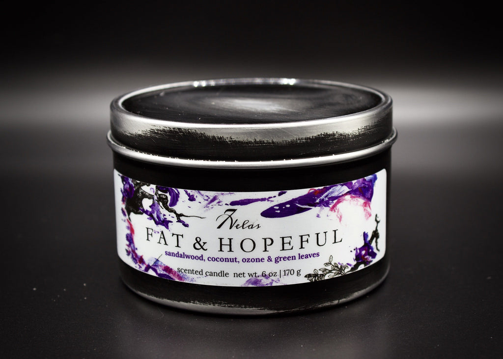 FAT & HOPEFUL Tins