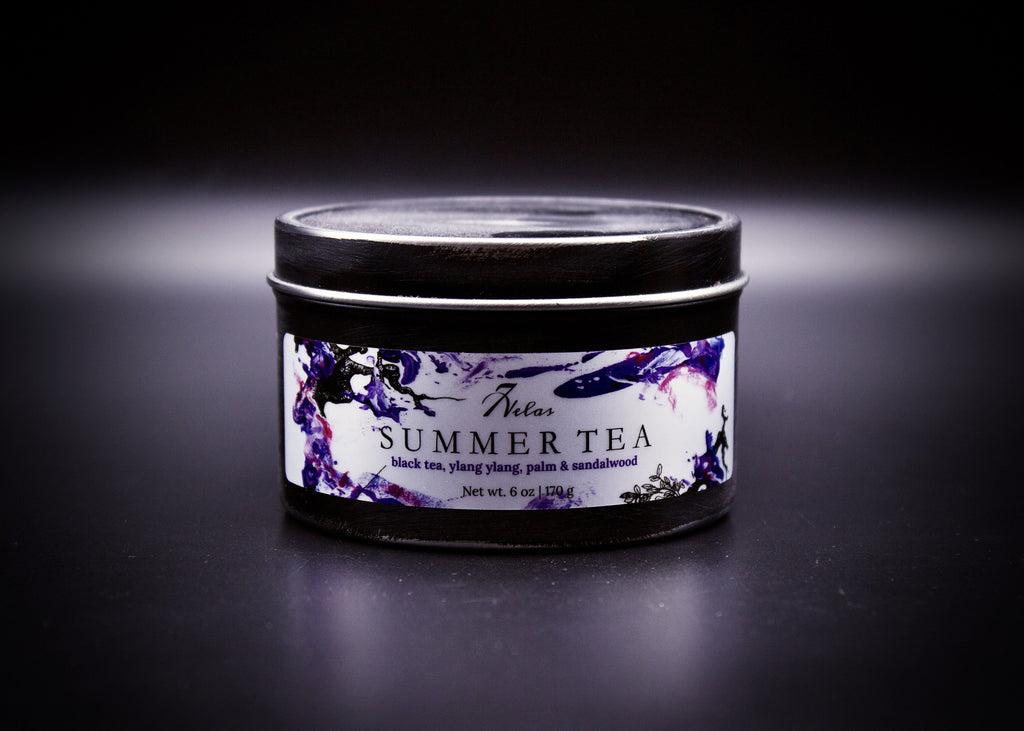 SUMMER TEA Tins