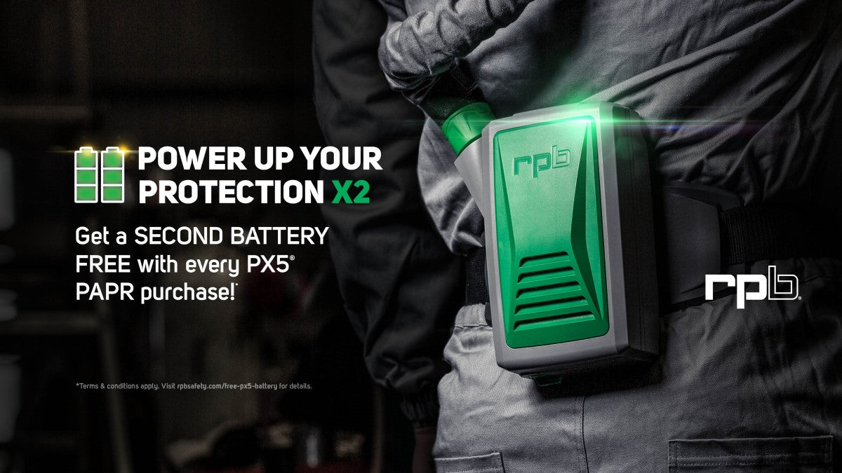 Free PX5 Battery