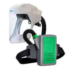 Face Seal Respirator with PAPR