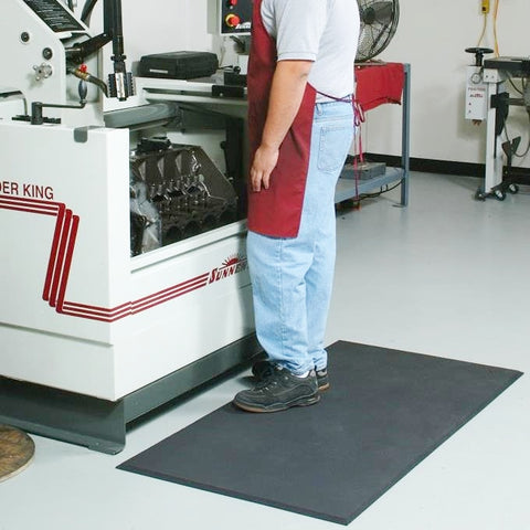 Industrial Safety Matting - Anti-Fatigue, Anti-Slip, Antimicrobial Ortho Mat