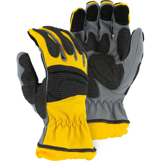 Extrication Glove with Kevlar Armortex Palm (PK 1 Pair) - Majestic - X1 Safety