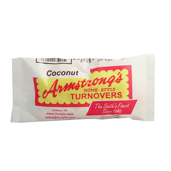 Armstrong's ® Coconut Turnover