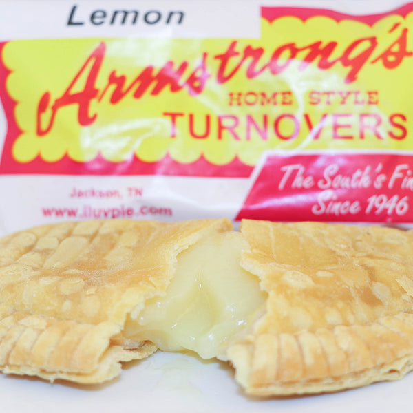 Armstrong's ® Lemon Turnover