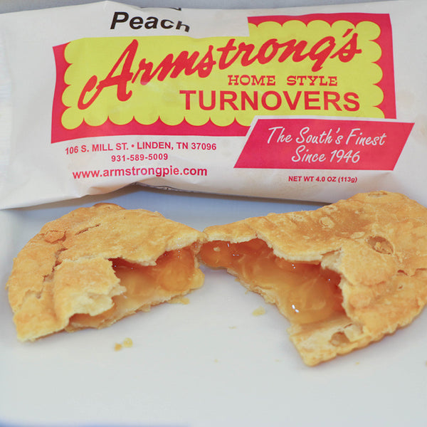 Armstrong's ® Peach Turnover