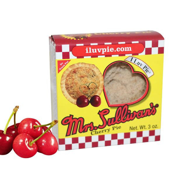 Mrs. Sullivan's ® Cherry Crumb Pie (single)