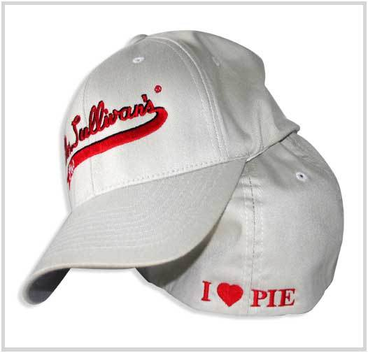 I ♥ Pie ® Fitted Hat