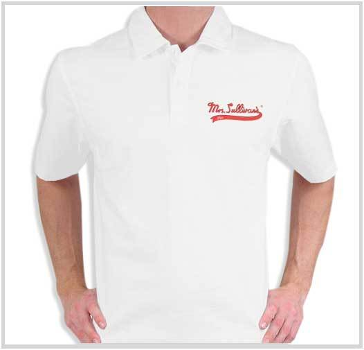 I ♥ Pie ® Golf Shirt