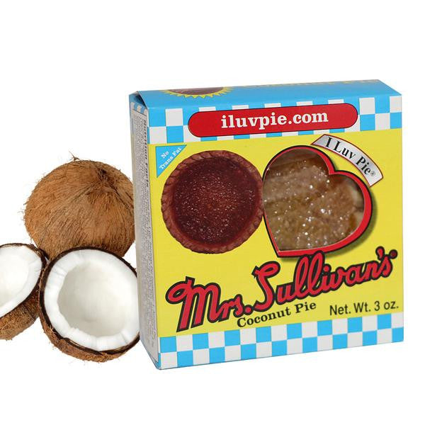 Mrs. Sullivan's ® Coconut Pie (single)