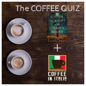 ☕ Coffee Quiz - 14th edition with author Jennifer Anton