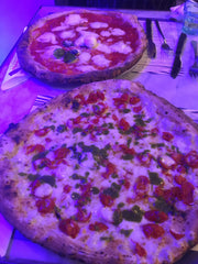 Gino Sorbillo pizza in naples italy