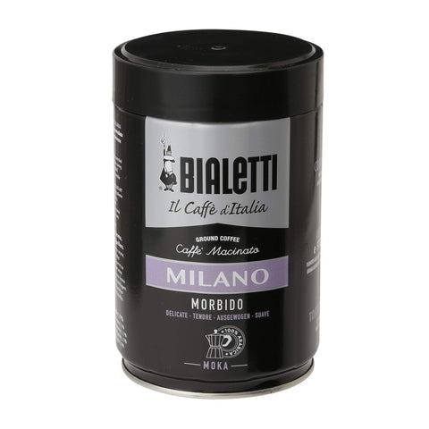 Bialetti Milano Tin GROUND