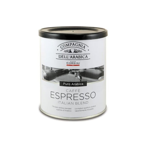 Caffè Corsini Puro Arabica Tin GROUND