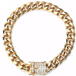 10MM Cuban Bracelet