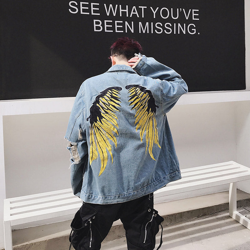 ANGELS Denim Jacket
