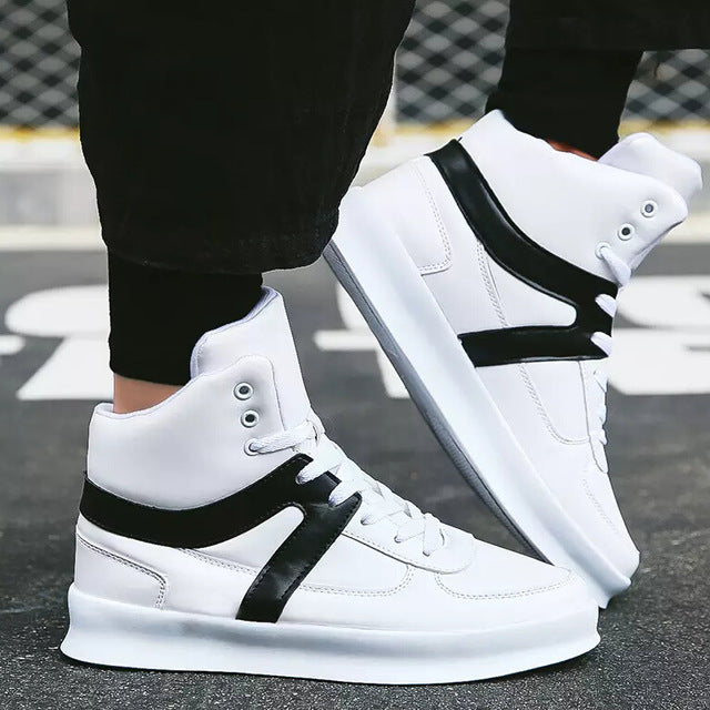 BLAZE High-Top Sneakers
