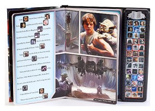 Star Wars Sound Storybook Treasury Inside