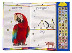 Encyclopedia BRITANICA Kids: Animal Sound Treasury. Inside