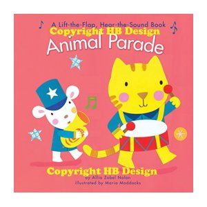 Animal Parade Sound Book
