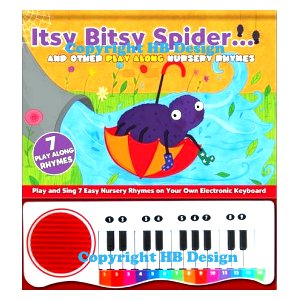 Itsy Bitsy Spider … and Other Play Along Nursery Rhymes