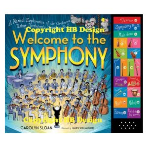 Welcome to the Symphony. Interactive Sound Book