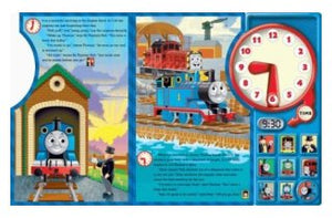 Thomas & Friends: Thomas Right on Time. Play-a-Sound Inside