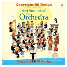 Load image into Gallery viewer, First Book About Orchestra. Sound Storybook