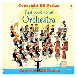 First Book About Orchestra. Sound Storybook
