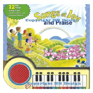 Songs of Joy and Praise. Piano Book