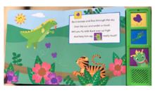 Load image into Gallery viewer, Baby Einstein : Rhyme And Play. Play-a-Sound Storybook Inside
