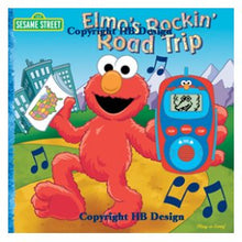 Load image into Gallery viewer, Sesame Street : Elmo's Rockin' Road Trip, Digital Music Player