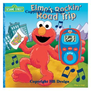 Sesame Street : Elmo's Rockin' Road Trip, Digital Music Player