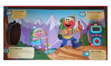 Load image into Gallery viewer, Sesame Street : Elmo's Rockin' Road Trip, Digital Music Player. Inside