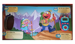 Sesame Street : Elmo's Rockin' Road Trip, Digital Music Player. Inside